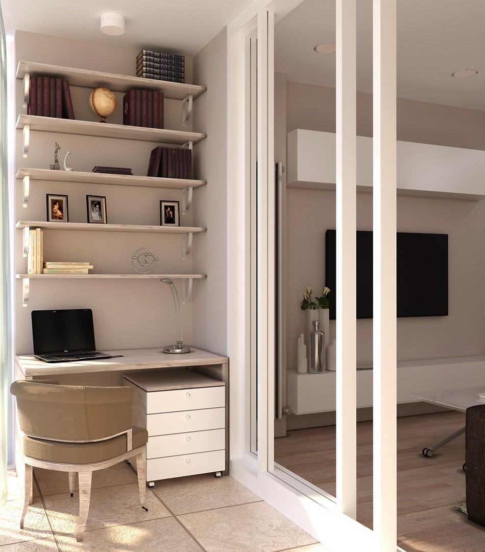 Мебель для остекленной лоджии. выбирая мебель, следует учиты.